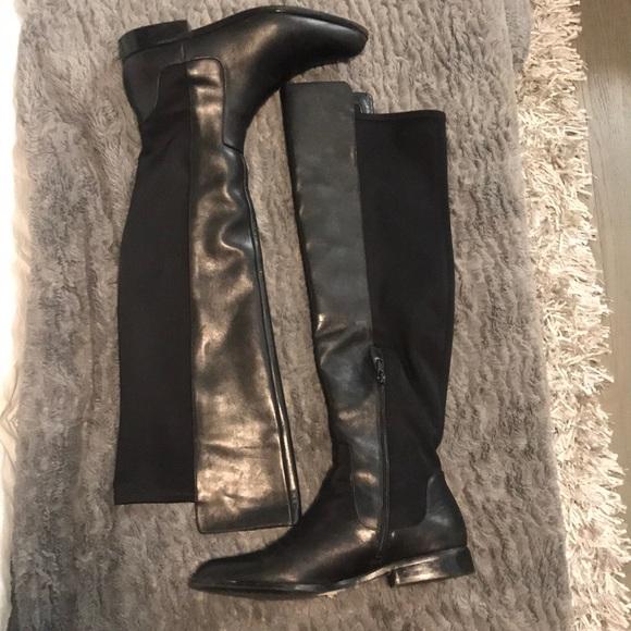 clarks bizzy girl knee high boot off 65